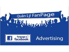 Quản lý Fanpage - Online marketing