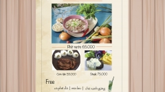 Thiết kế poster, flyer, Standee, FB GDN